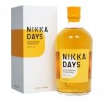NIKKA DAYS BLENDED WHISKY 0,7L + KARTON