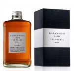 NIKKA WHISKY FROM THE BARREL 0,5L + KARTONIK