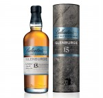 BALLANTINE'S THE GLENBURGIE 15YO WHISKY 0,7L + TUBA