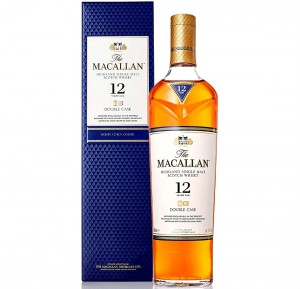 THE MACALLAN 12YO DOUBLE CASK WHISKY 0,7L + KARTONIK