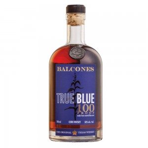 BALCONES TRUE BLUE 100 PROOF WHISKY 0,7L