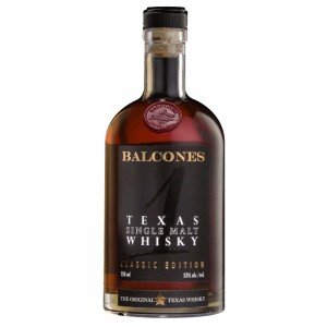 BALCONES TEXAS SINGLE MALT WHISKY 0,7L