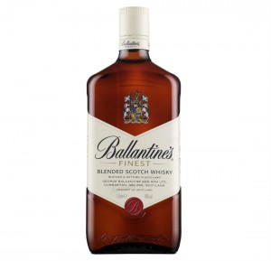 BALLANTINE'S FINEST WHISKY 1,0L