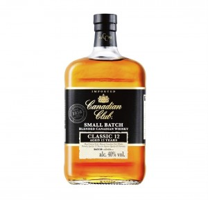 CANADIAN CLUB 12YO SMALL BATCH WHISKY 0,7L