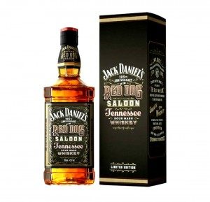 JACK DANIEL'S RED DOG SALOON 0,7L + KARTON