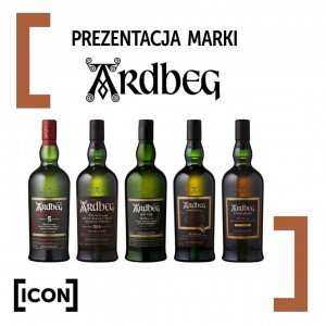ARDBEG SINGLE MALT - PREZENTACJA MARKI