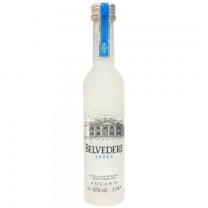 BELVEDERE VODKA 0,05L