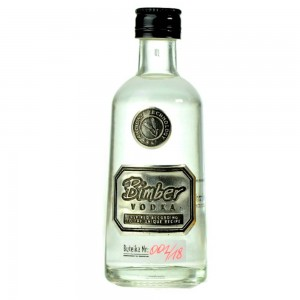 BIMBER VODKA BLACK 0,05L