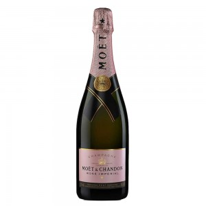 SZAMPAN MOET & CHANDON ROSE IMPERIAL 0,75L