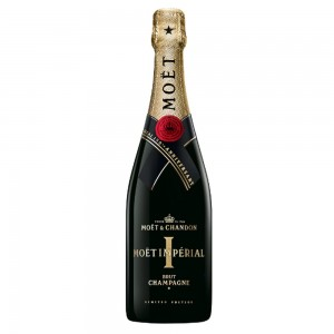 SZAMPAN MOET&CHANDON BRUT IMPERIAL 150TH ANNIVERSARY 0,75L