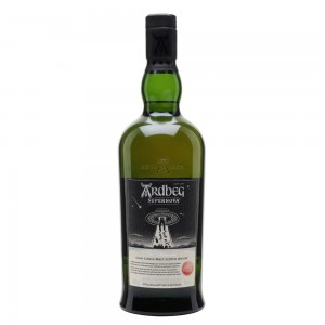 ARDBEG SUPERNOVA SINGLE MALT WHISKY 0,7L