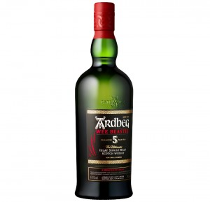 ARDBEG 5YO WEE BEASTIE SINGLE MALT WHISKY 0,7L