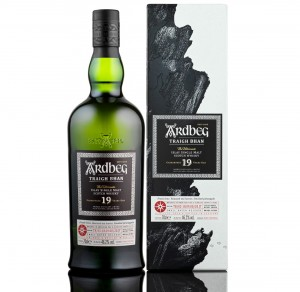 ARDBEG 19YO TRAIGH BHAN BATCH 2 SINGLE MALT WHISKY 0,7L + KARTON