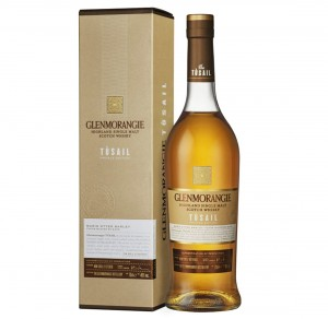 GLENMORANGIE TUSAIL SINGLE MALT WHISKY 0,7 + KARTON