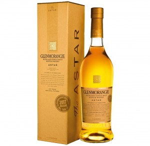 GLENMORANGIE ASTAR SINGLE MALT WHISKY 0,7L + KARTON