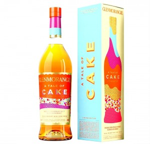 GLENMORANGIE A TALE OF CAKE SINGLE MALT WHISKY 0,7L + OPAKOWANIE