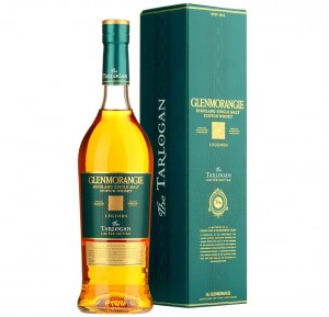 GLENMORANGIE LEGENDS THE TARLOGAN SINGLE MALT WHISKY 0,7L + KARTON