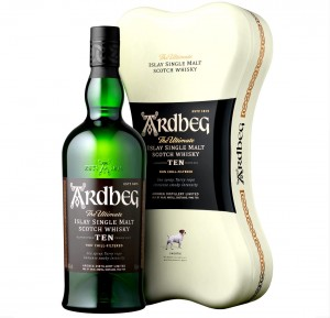 ARDBEG 10YO ARDBONE SINGLE MALT WHISKY 0,7L
