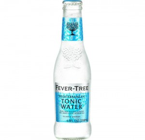 TONIK FEVER-TREE MEDITERRANEAN TONIC WATER 0,2L