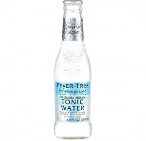 TONIK FEVER-TREE REFRESHINGLY LIGHT INDIAN TONIC WATER 0,2L