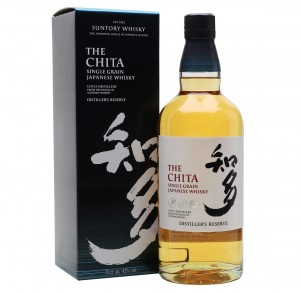 SUNTORY THE CHITA SINGLE GRAIN WHISKY 0,7L + KARTON