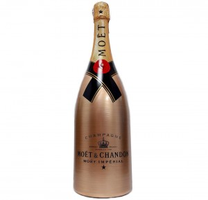 SZAMPAN MOET&CHANDON BRUT IMPERIAL GOLDEN BOTTLE MAGNUM 1,5L