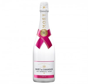 SZAMPAN MOET & CHANDON ICE ROSE IMPERIAL DEMI-SEC 0,75L