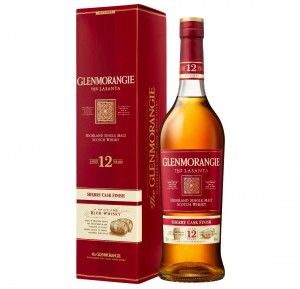 GLENMORANGIE THE LASANTA 12YO SHERRY CASK SINGLE MALT WHISKY 0,7L + KARTON