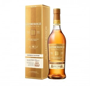 GLENMORANGIE THE NECTAR D'OR 12 YO WHISKY 0,7L + KARTON