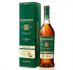 GLENMORANGIE THE QUINTA RUBAN 14YO SINGLE MALT WHISKY 0,7L