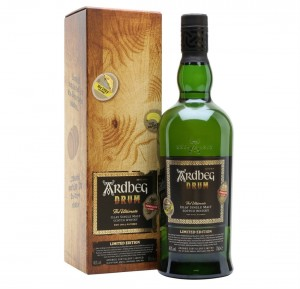ARDBEG DRUM THE ULTIMATE SINGLE MALT WHISKY 0,7L + KARTON