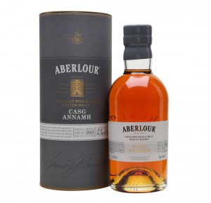ABERLOUR CASG ANNAMH SMALL BATCH SINGLE MALT WHISKY 0,7L + TUBA